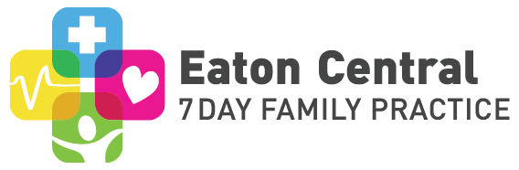 Eaton Central 7Day Family Practice Logo
